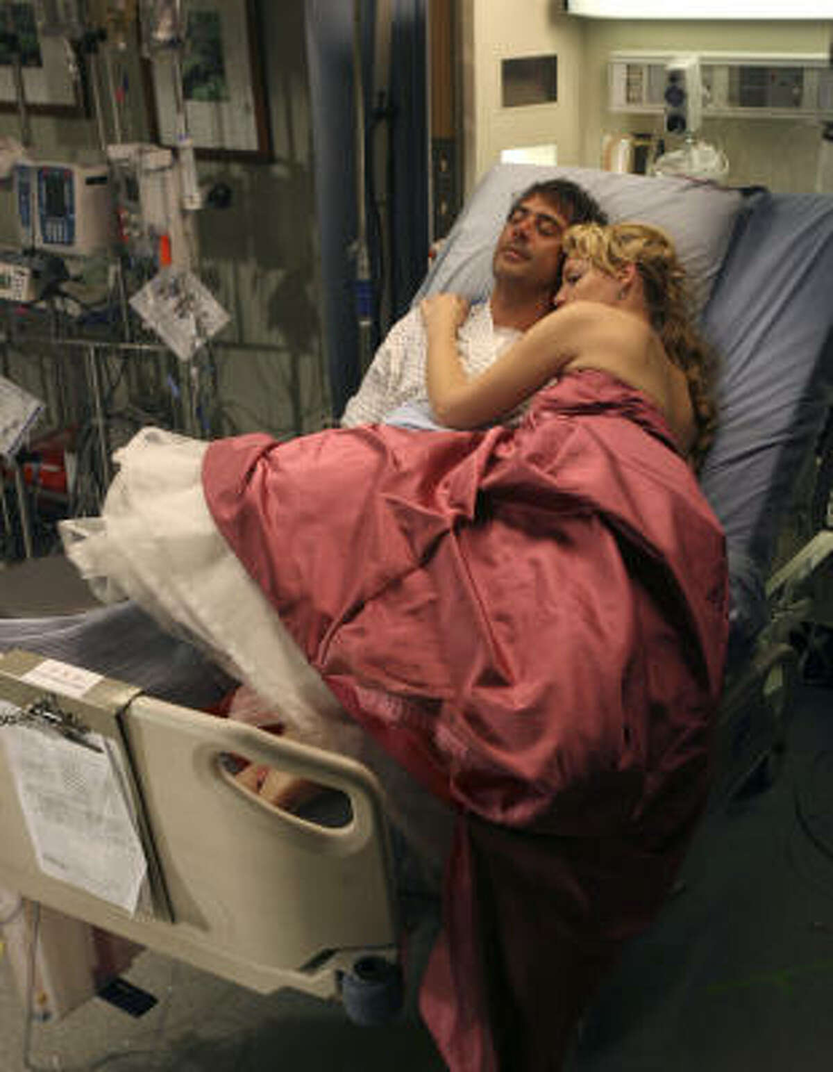 Grey's Anatomy, starring Jeffrey Dean Morgan and Katherine Heigl, scored 11 Emmy nominations.
