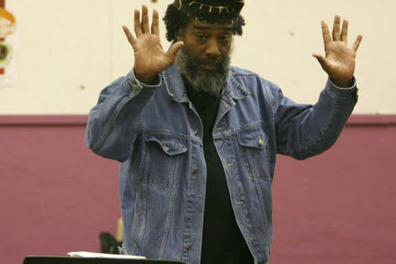 "Wadada Leo Smith says, ""Making art is like making a big bang kind of creation every day."""