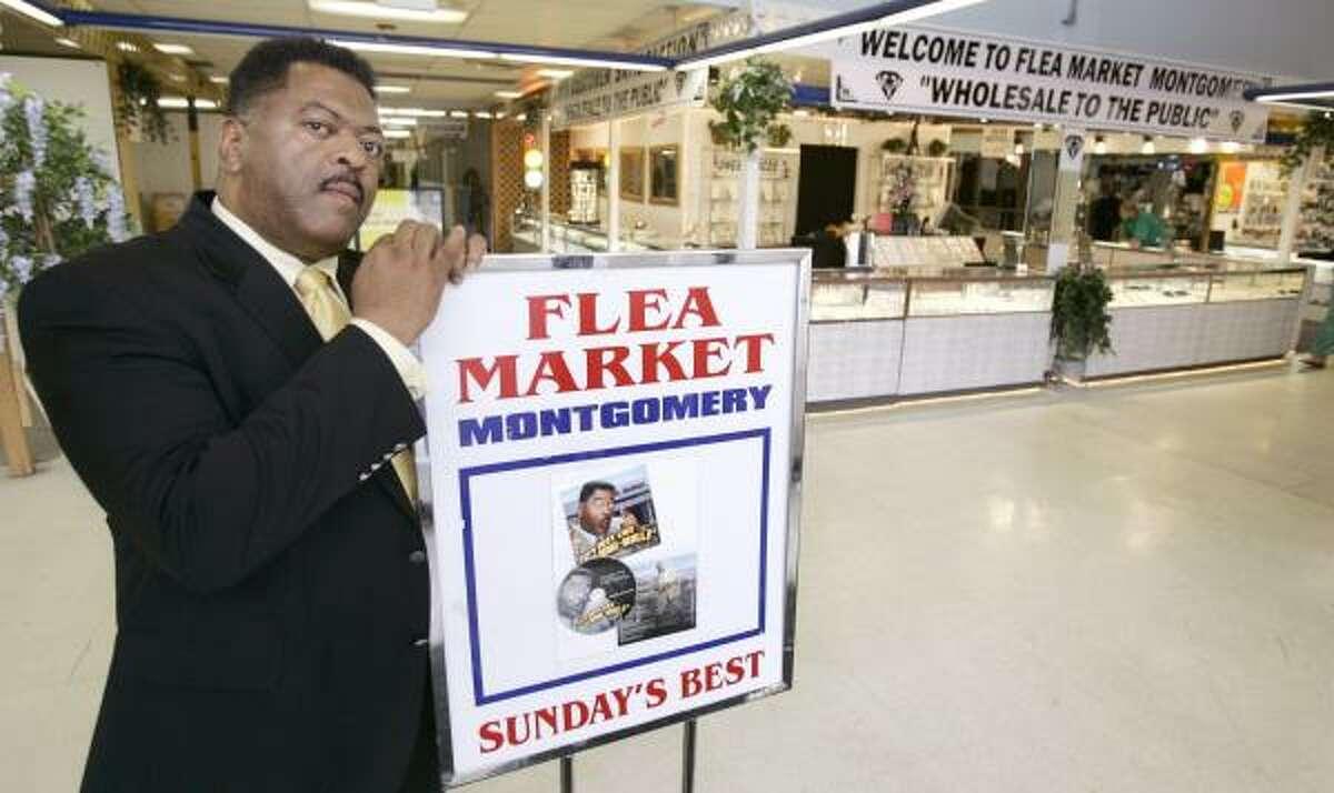 Alabam - Flea markets