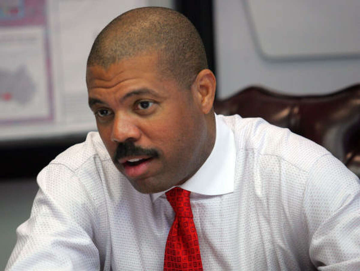 If convicted, Borris Miles, D-Houston, could get up to a year in jail and a $4,000 fine.