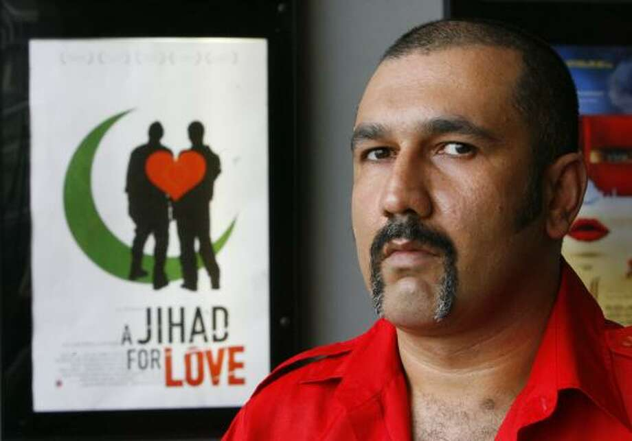 Parvez Sharma took six years to film A Jihad for Love. It tells the stories of gay and lesbian Muslims in 12 countries. Photo: STEVE UECKERT, CHRONICLE