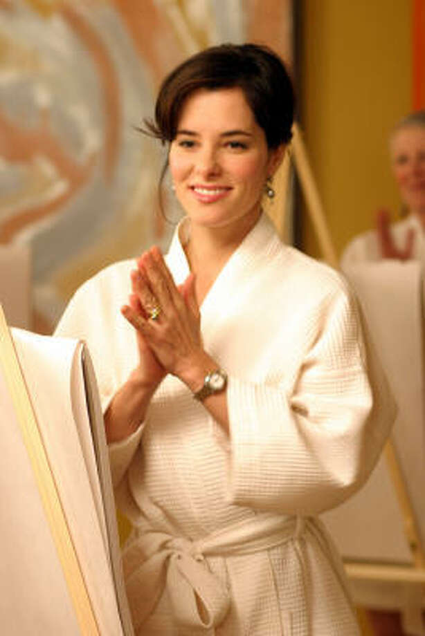 Priscilla Chase (Parker Posey) is a woman who has it all, except for good sex, in The Oh in Ohio. Photo: Cyan Pictures