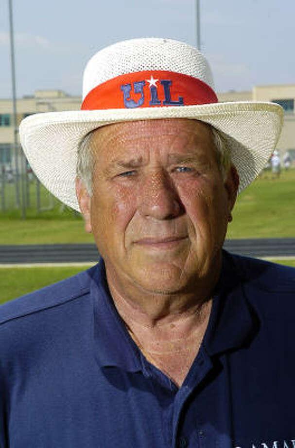 Lamar football Tom Nolen. Photo: Dave Rossman, For The Chronicle