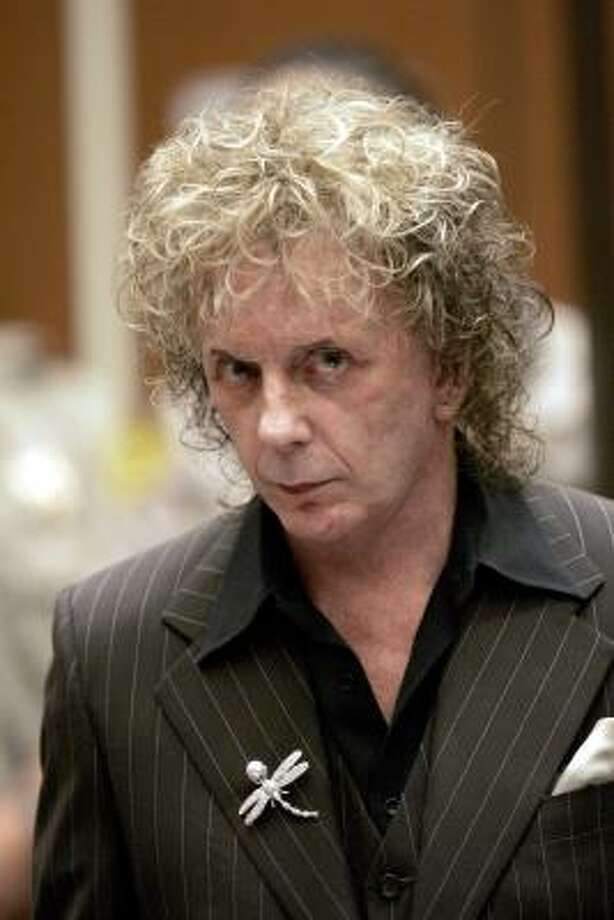 Phil Spector faces a scandal-driven legacy. Photo: NICK UT, ASSOCIATED PRESS