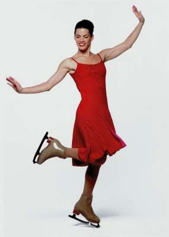 Nancy Kerrigan no longer competes but still performs on ice. Photo: StarGames LLC