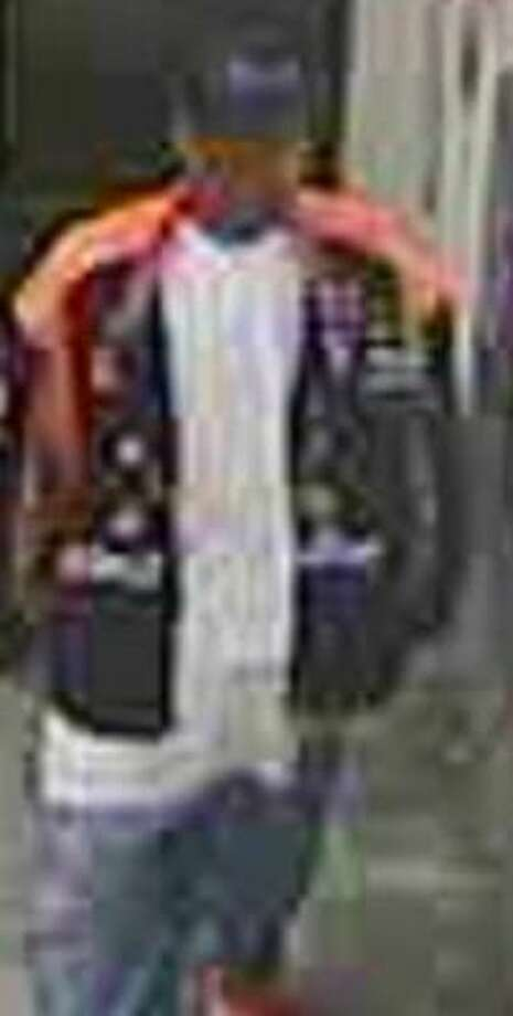 This is a photo taken from surveillance video at the store. Photo: HPD