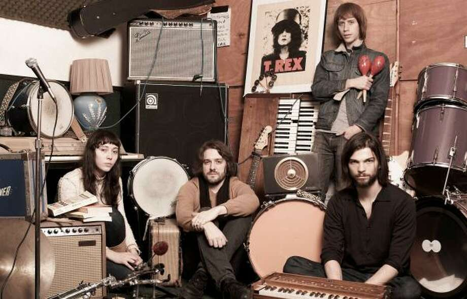 The Rosewood Thieves will perform at 8 tonight at Walter's on Washington, 4215 Washington. Photo: THE ROSEWOOD THIEVES