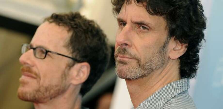 Ethan, left, and Joel Coen will screen their latest film, Burn After Reading, at the fest. Photo: DAMIEN MEYER, AFP | GETTY IMAGES