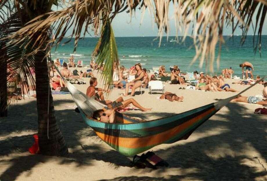 Fort Lauderdale, Fla. Photo: EDWARD M. EVELD, KRT File