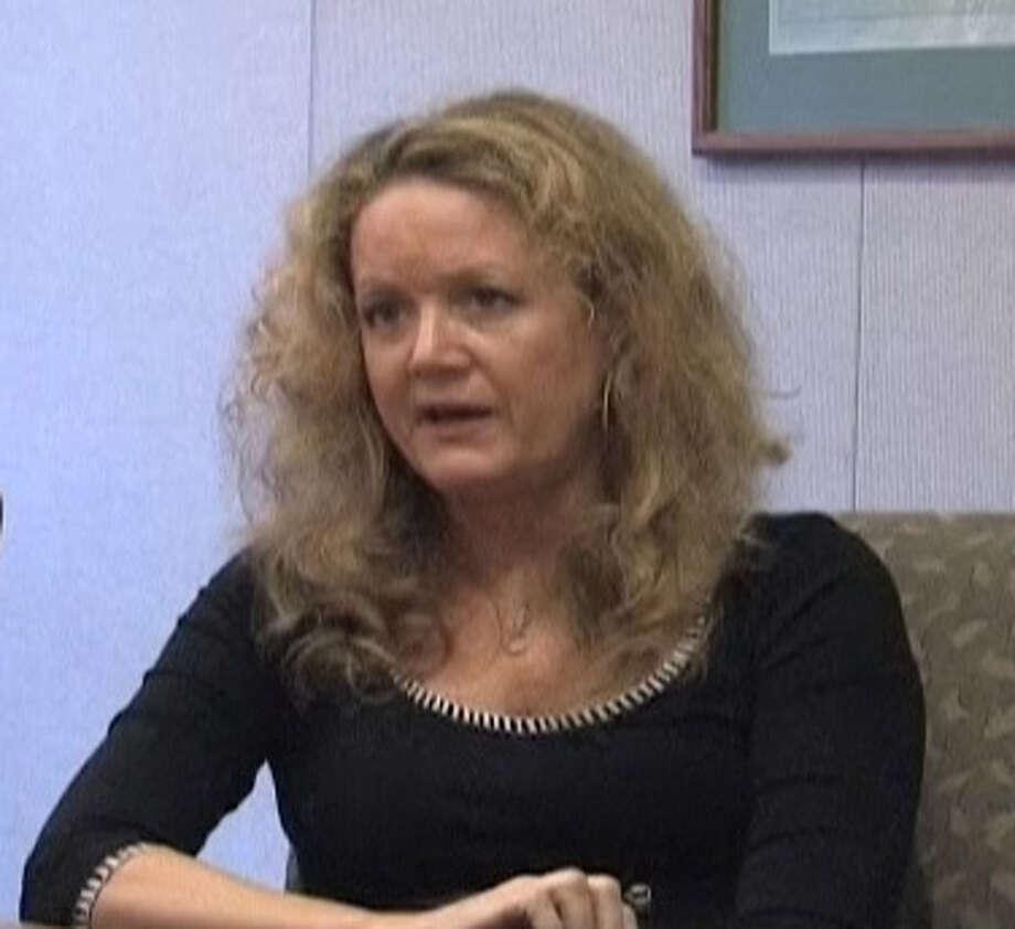 Former NXIVM executive board member Barbara Bouchey (Will Waldron / Times Union)
