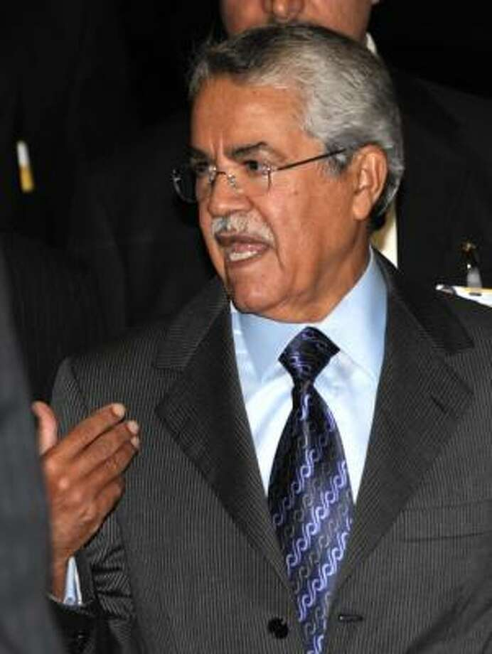 Saudi Oil Minister Ali al-Naimi attends the 149th regular meeting of the Organization of Petroleum Exporting Countries (OPEC) at OPEC headquaters in Vienna. Photo: JOE KLAMAR, AFP/Getty Images