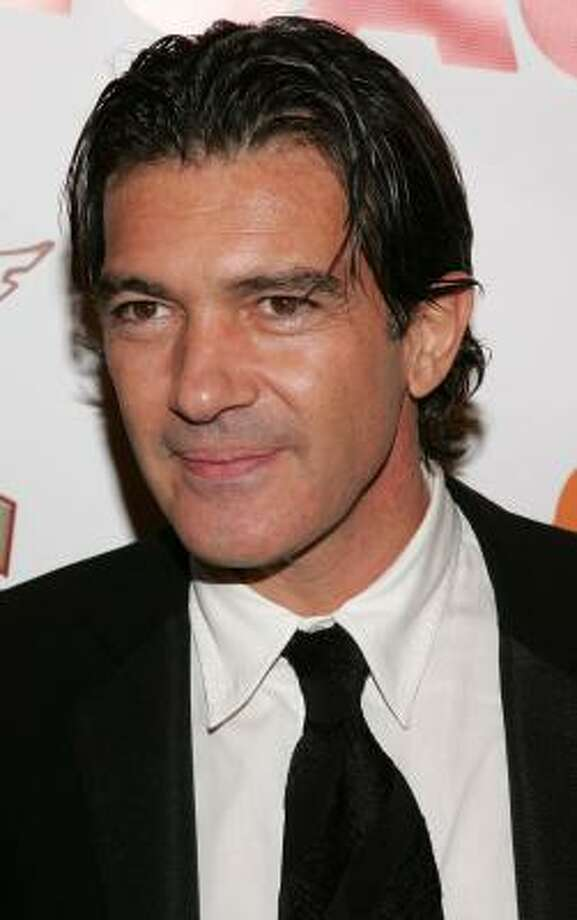 Antonio Banderas. Photo: Bryan Bedder, Getty Images