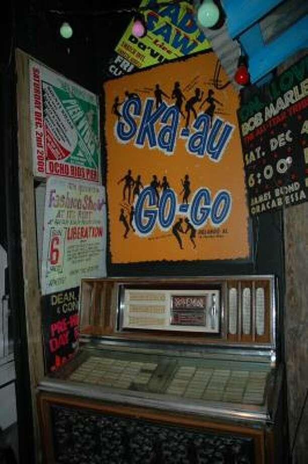 Ocho Rios' Reggae Xplosion Museum traces Jamaican musical traditions since the 1950s. Photo: Harry Shattuck, Chronicle
