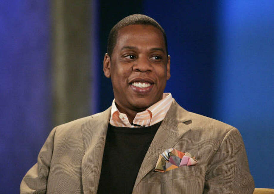 """Shawn """"Jay-Z"""" Carter took over Def Jam in December 2004 in an incentive-laden deal that was reportedly valued at up to $10 million. Photo: Elaine Thompson, Associated Press"""