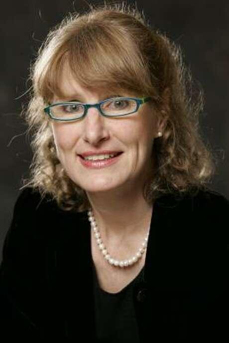 Elizabeth Gregory is director of the women's studies program at the University of Houston. Photo: Thomas B. Shea
