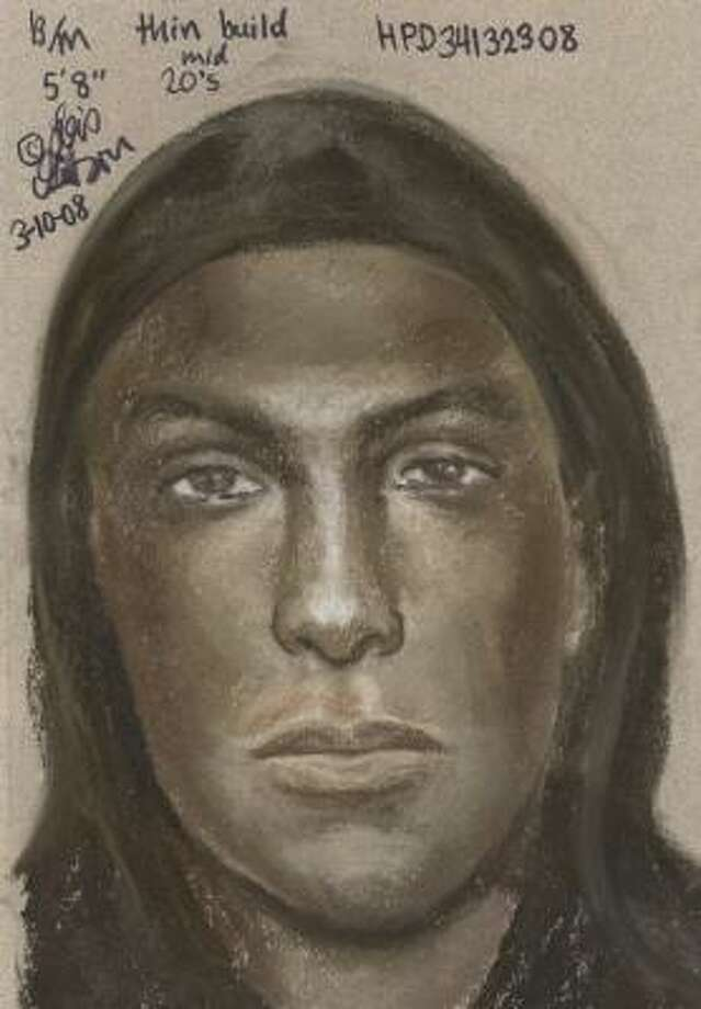 HPD releases sketch in woman's fatal face shooting - Houston Chronicle