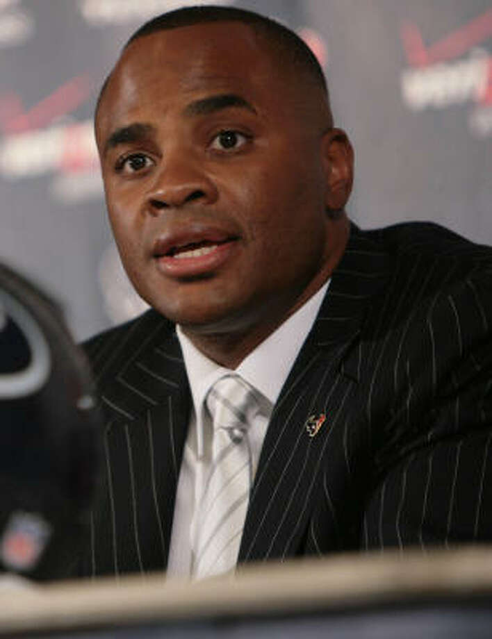 Texans general manager Rick Smith will be added the the NFL's most powerful committee. Photo: Mayra Beltran, Houston Chronicle