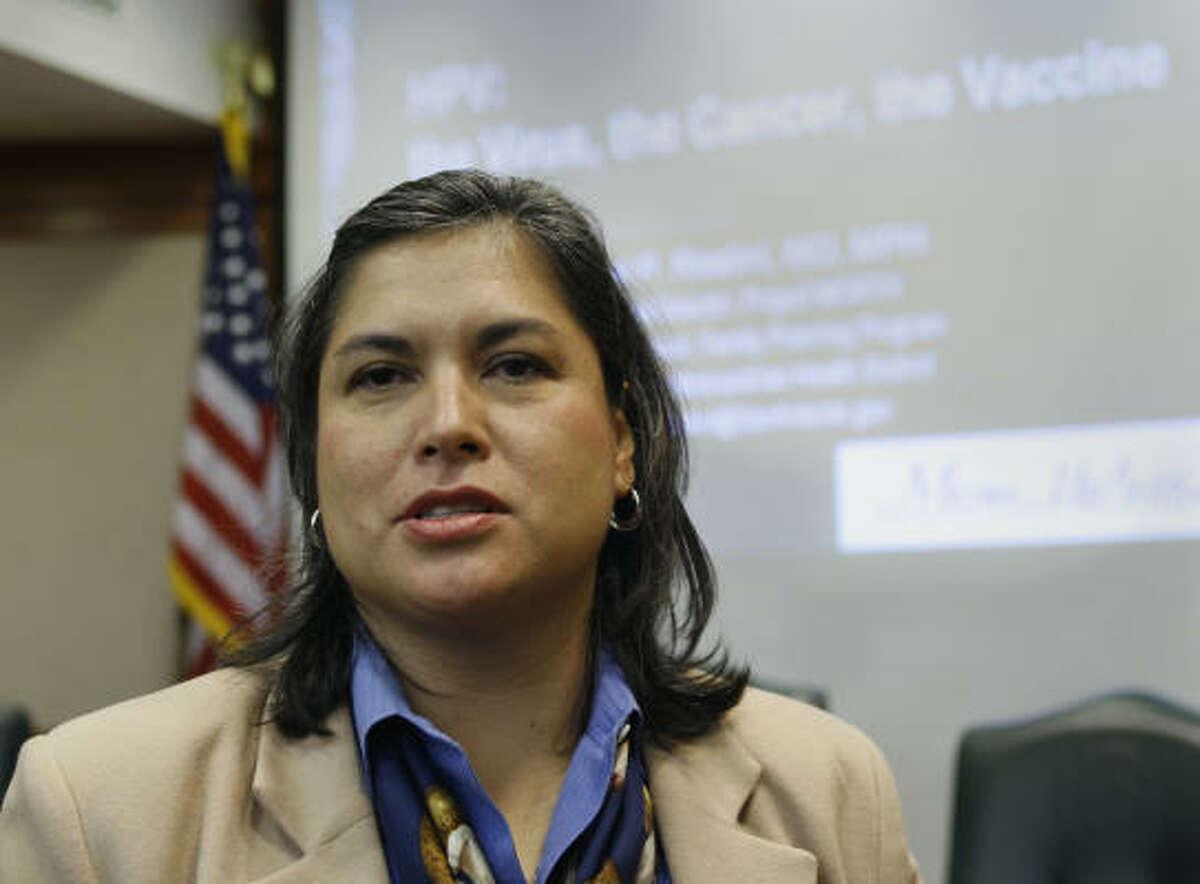 Rep. Jessica Farrar