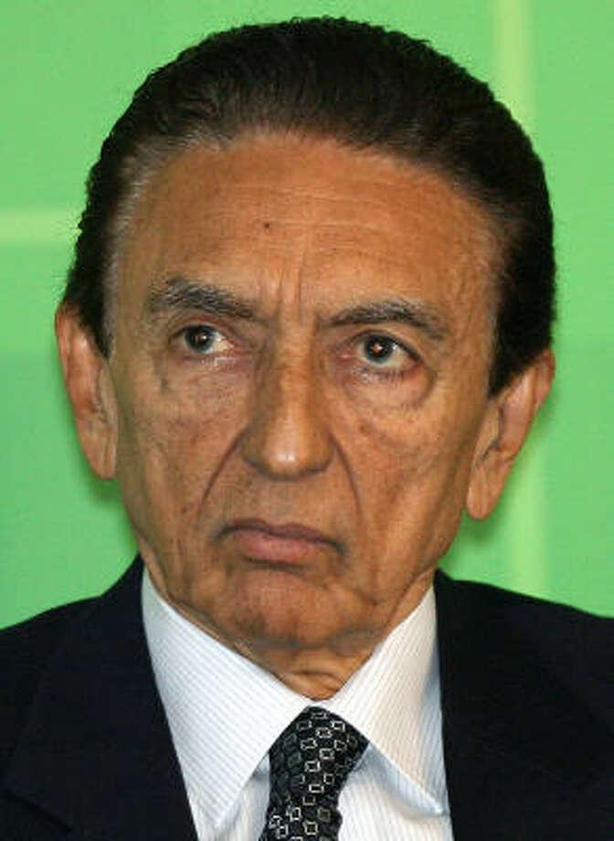 Brazilian Energy Minister Edison Lobao. Photo: JOEDSON ALVES, AFP/Getty Images