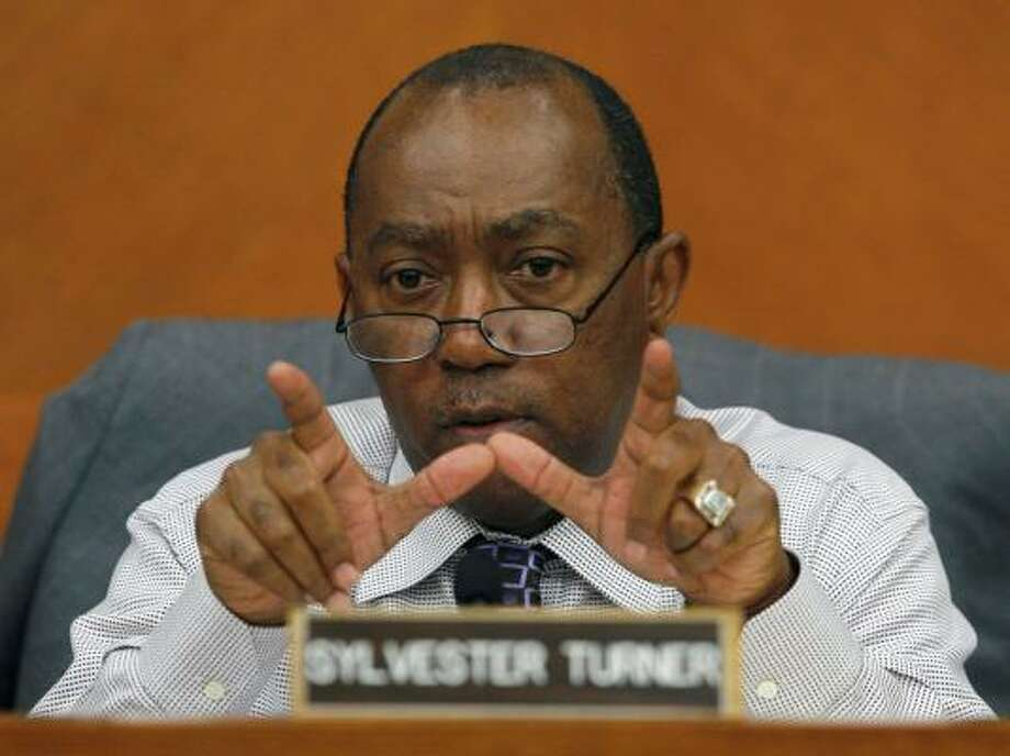 Sylvester Turner said he thinks the race is winnable, but he has too many other things going on. Photo: Harry Cabluck, AP