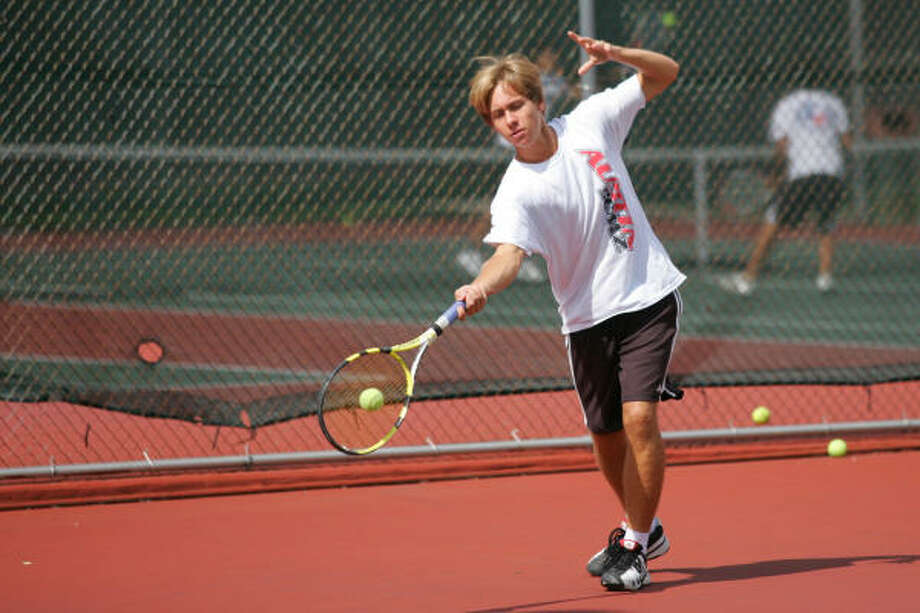 Boys Singles