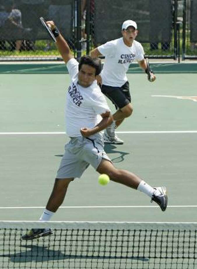 Boys Doubles