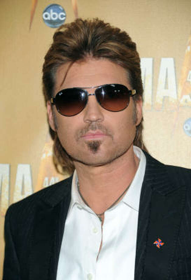 Billy Ray Cyrus Turns 50 on August 25. Photo: Evan Agostini, ASSOCIATED PRESS