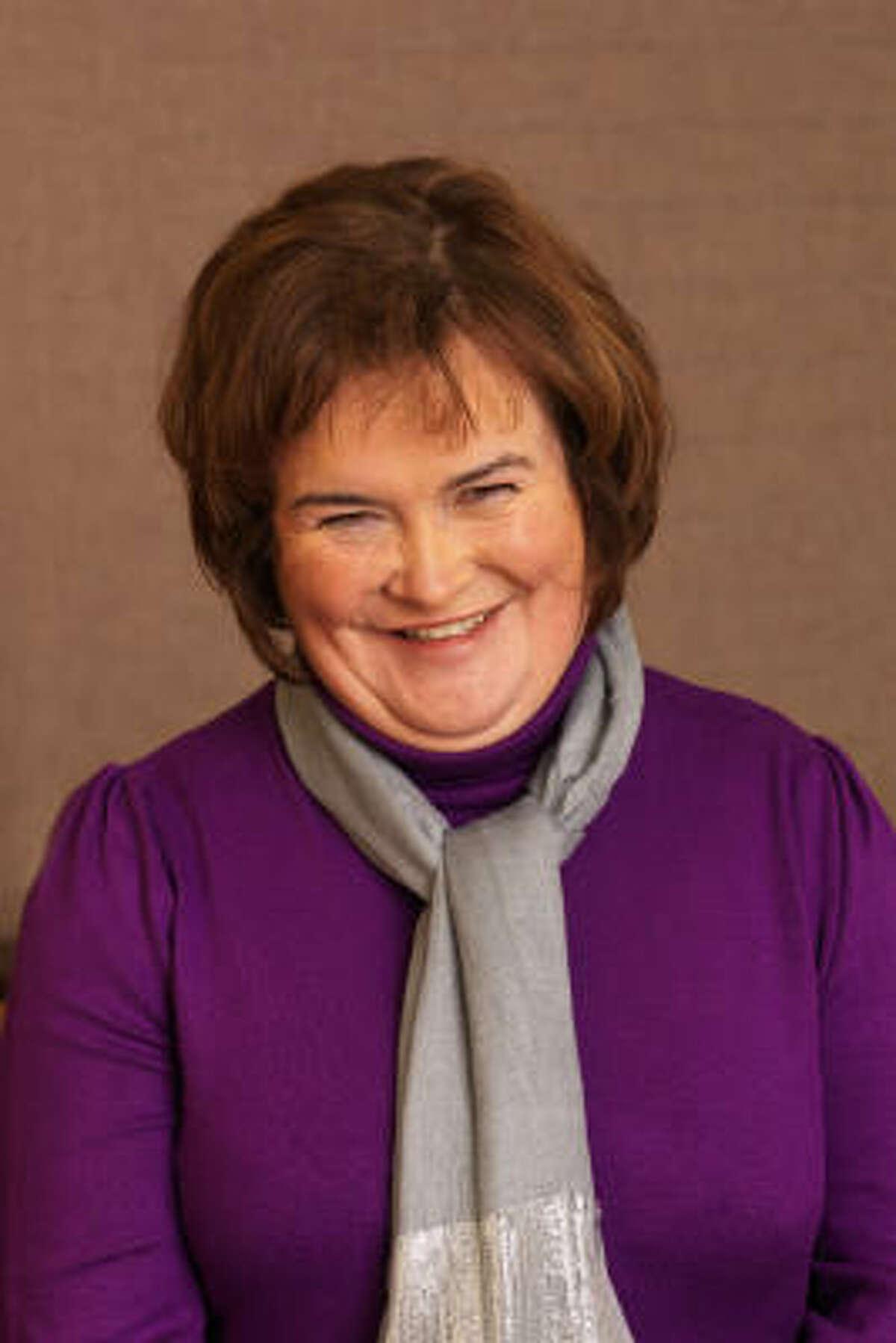 Susan Boyle Turned 50 on April 1.