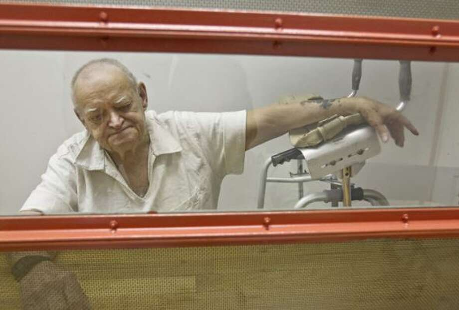 A new report from the American Civil Liberties Union has put the spotlight on the increase in inmates ages 50 and up. The following states have the largest population of aging inmates. Each slide also shows how much those inmates make up the total prison population in those areas.Source: American Civil Liberties Union (PDF) Photo: Melissa Phillip, Houston Chronicle