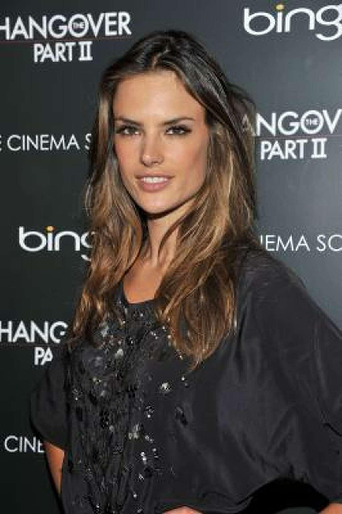Alessandra Ambrosio Turns 30 on April 11.