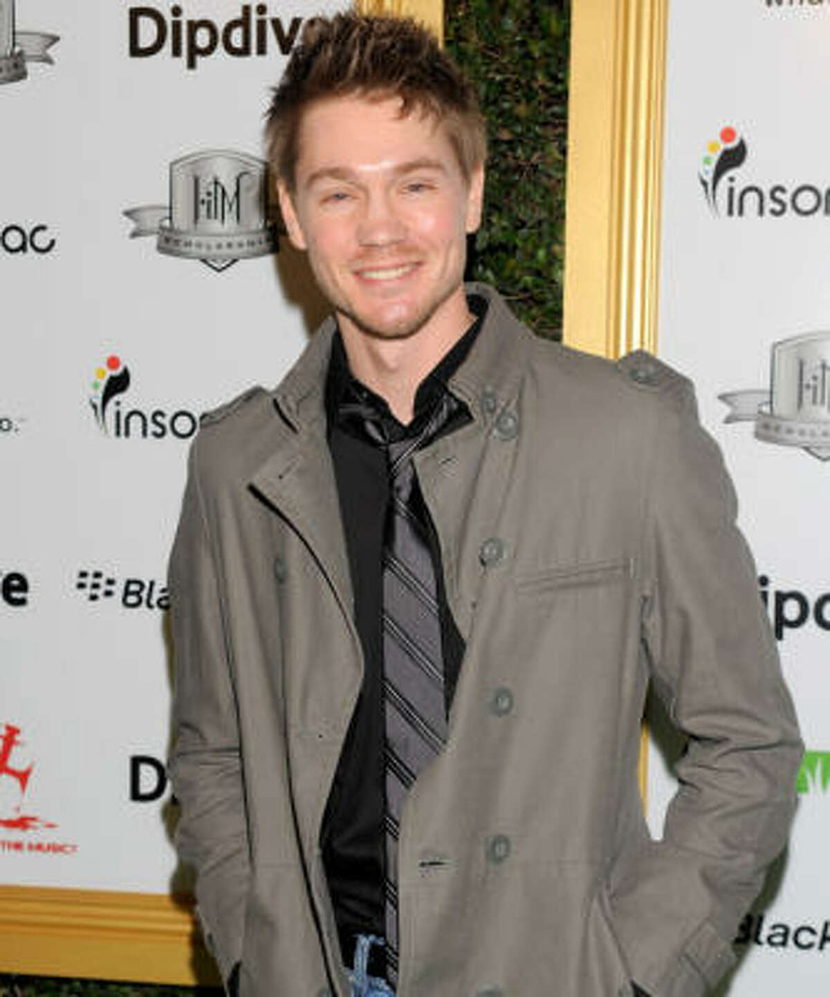Chad Michael Murray Turns 30 on August 24.