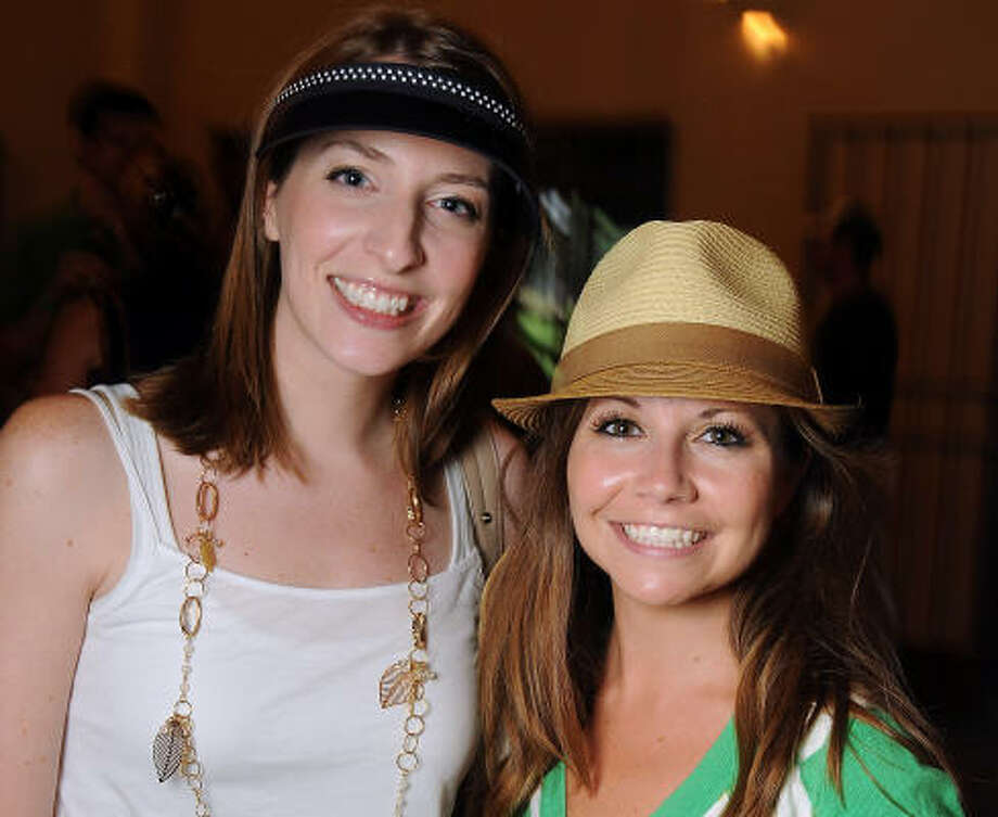 Kerry Gause and Meghan Miller Photo: Dave Rossman, For The Chronicle
