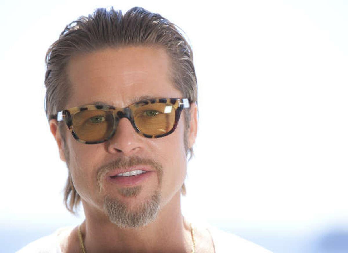 No. 45 Brad Pitt $20 M