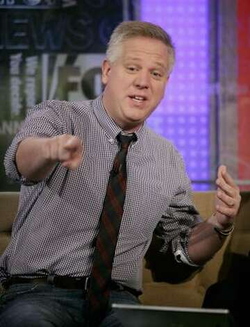 No. 30 Glenn Beck $40 M Photo: Richard Drew, AP