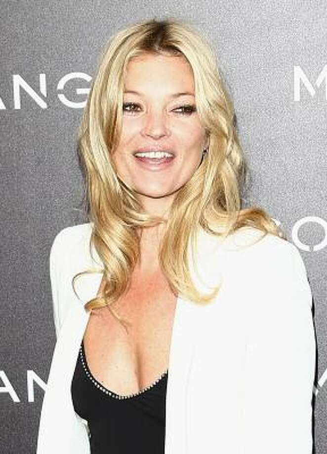 Model Kate Moss is no surprise here.  Photo: Julien M. Hekimian, Getty