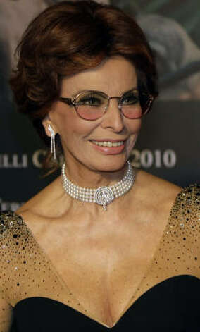 No. 1: Sophia, (Sophia Loren) 