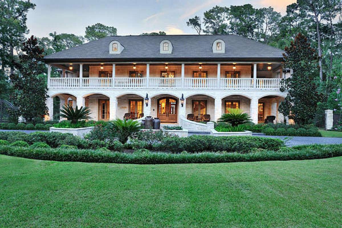 2 Hacienda Ln, $5,995,000 Greenwood King Properties Agent: Sharon Ballas 713-784-0888 Main