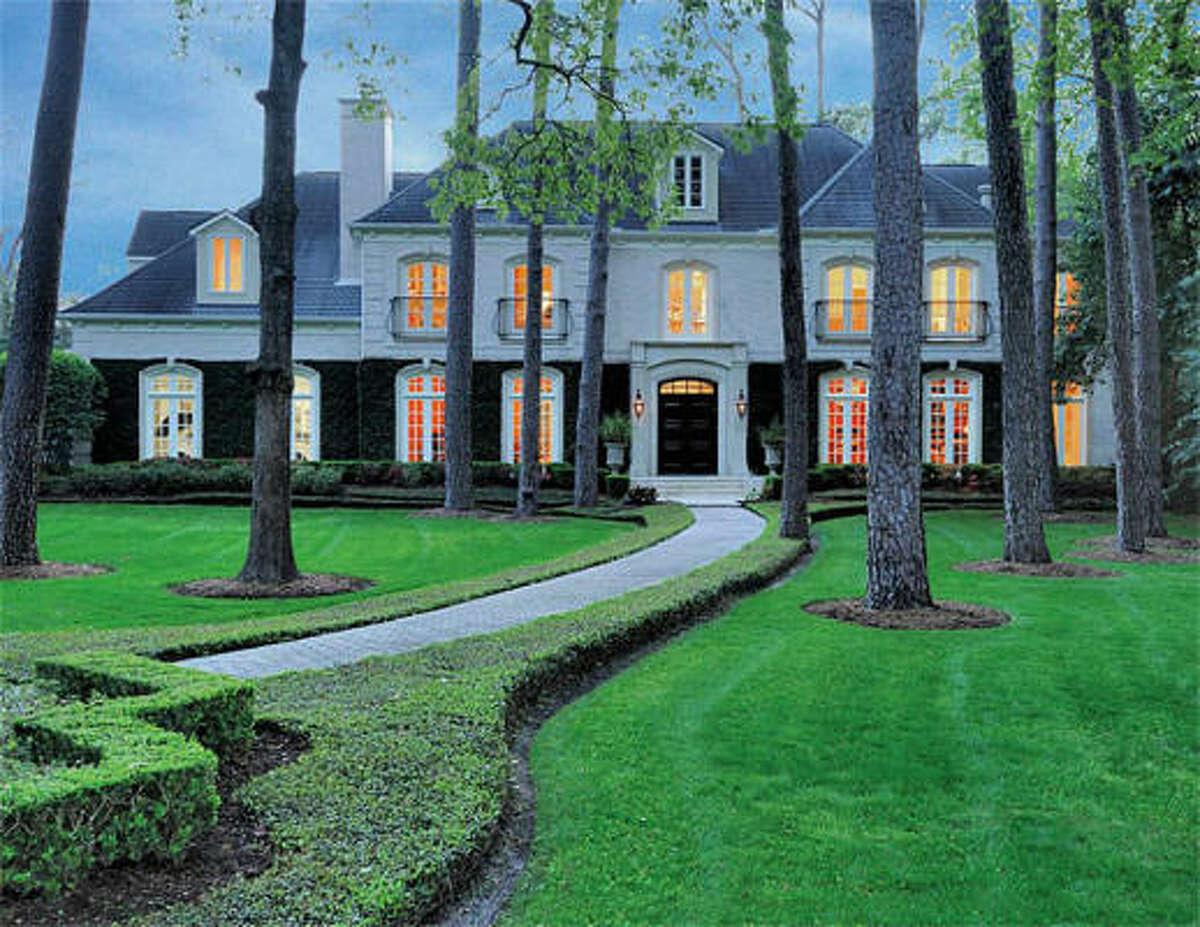 11219 Wilding Ln, $3,375,0000 Greenwood King Properties Agent: Sharon Ballas 713-784-0888 Main