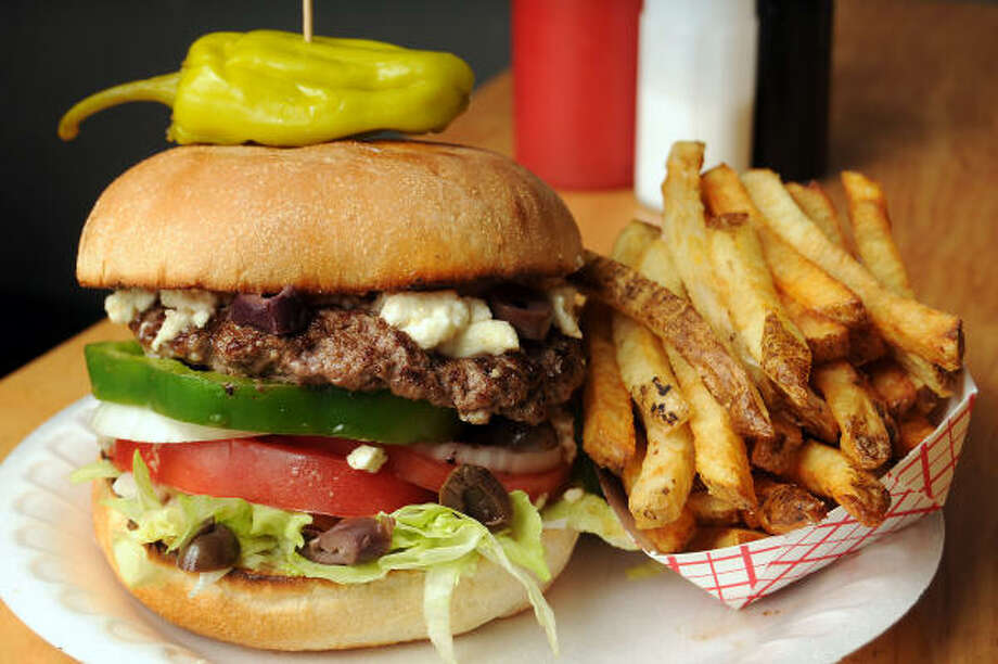 U.S.: Burger and fries. Or anything greasy and fatty, really. Photo: Dave Rossman, For The Chronicle