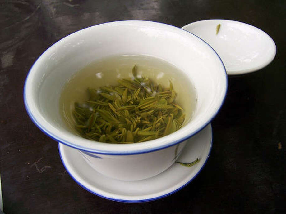 China: A cup of green tea. You'll be back to zen in no time. Photo: Mckaysavage, Flickr Creative Commons
