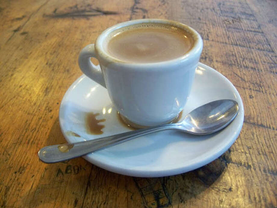 Italy: Espresso. The caffeine should wake you up a bit. Photo: Valakirka, Flickr Creative Commons