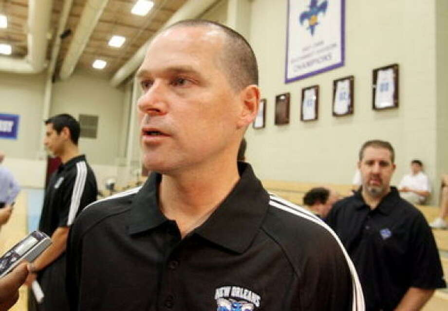 Top assisants   Mike Malone Former Cavaliers assistant in first year in New Orleans, a top name around NBA. Photo: ASSOCIATED PRESS