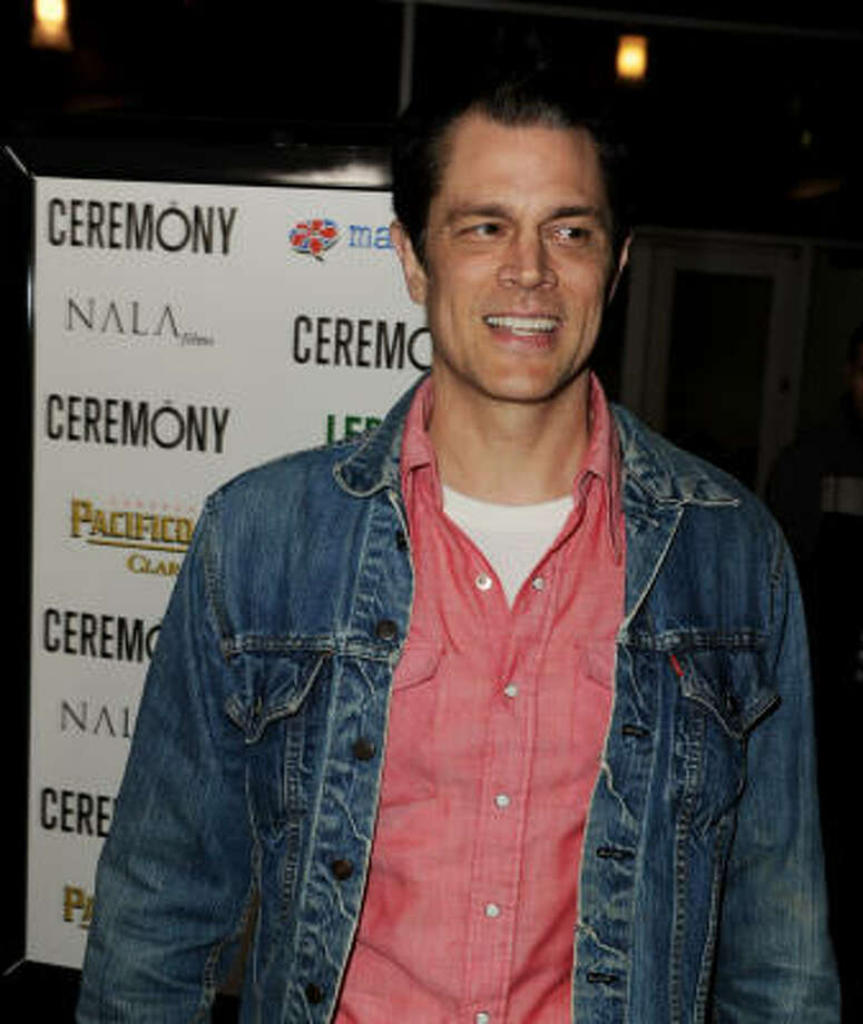 Johnny Knoxville Turned 40 on March 11 Photo: Kevin Winter, Getty Images