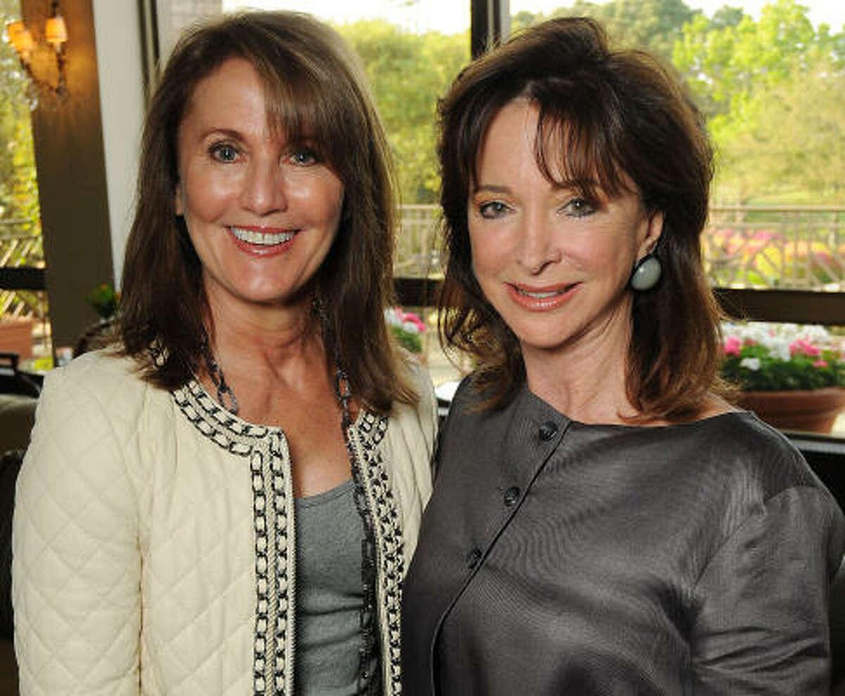 Lynn Baird and Lucie Dunwoody