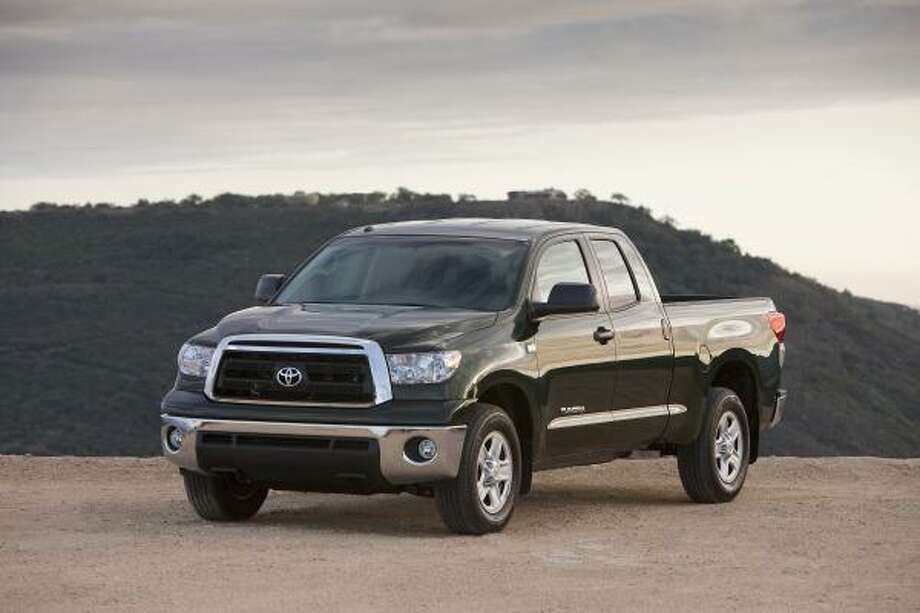 8. Toyota trucks -- 26 thefts reported  Photo: David Dewhurst