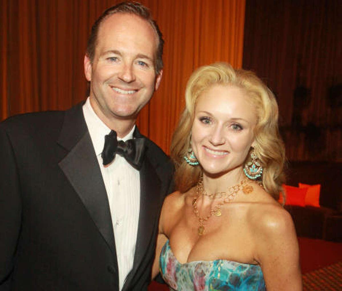 Melissa and Rep. Craig Eiland