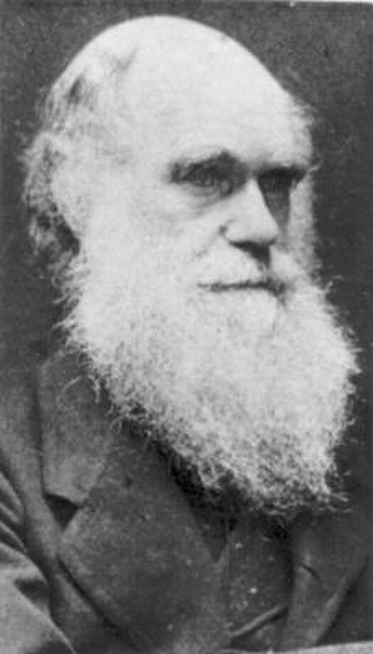 BirthCharles Darwin was born Feb. 12, 1809, the son of a physician. Photo: AP