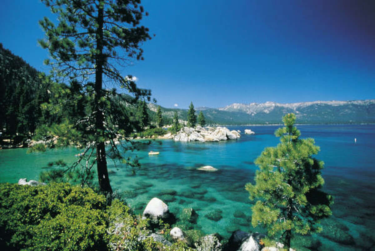 Lake Tahoe, Nevada has everything for everybody. The north shore is more serene area with romantic cabins and little roadside taverns; While the south shore has all the glitz and glamour of a big city.