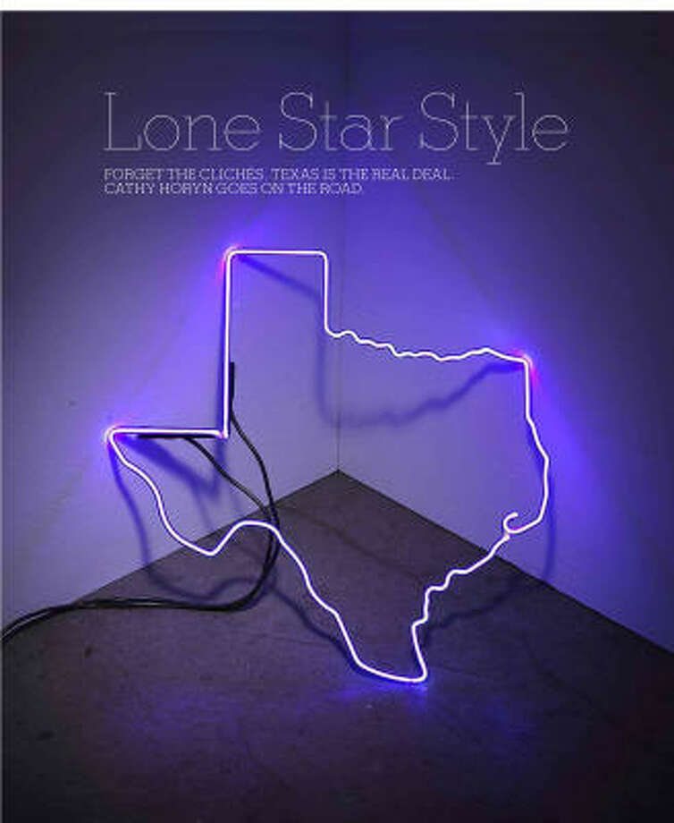The New York Times examines Texas' style. Photo: New York Times