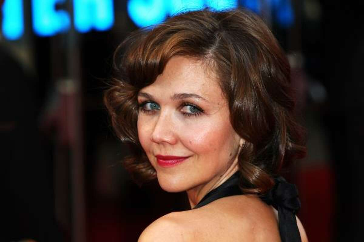 Maggie Gyllenhaal She studied Eastern Religions at Columbia University with Uma Thurman's father, Robert Thurman, who teaches Buddhism there.